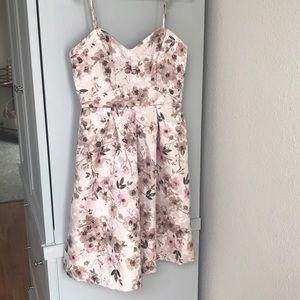 Lauren Conrad Runway Mini Dress